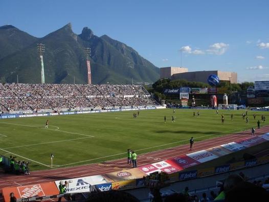 Nuevo Estadio Tecnologico